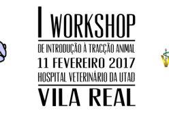I Workshop de Introdução à Tracção Animal