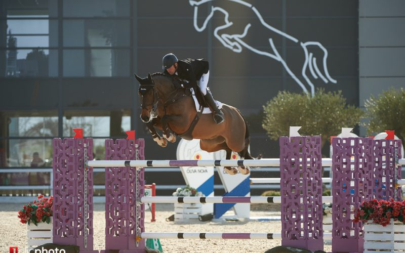CSI2* Oliva Nova: Marc Bettinger rides to Grand Prix victory