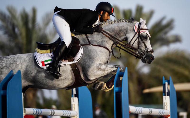 CSI3*-W Dubai:  Sheik Ali Abdulla Al Qassimi ganha a Taça do Mundo