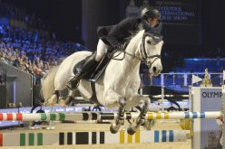 Hassmann completes a Hat-Trick at Liverpool International Horse Show
