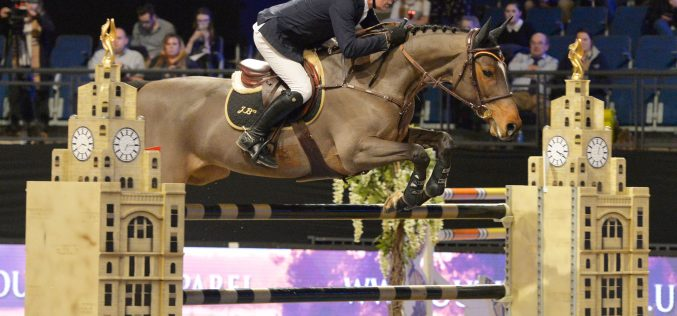 Michael Whitaker delivers a masterclass at Liverpool International Horse Show