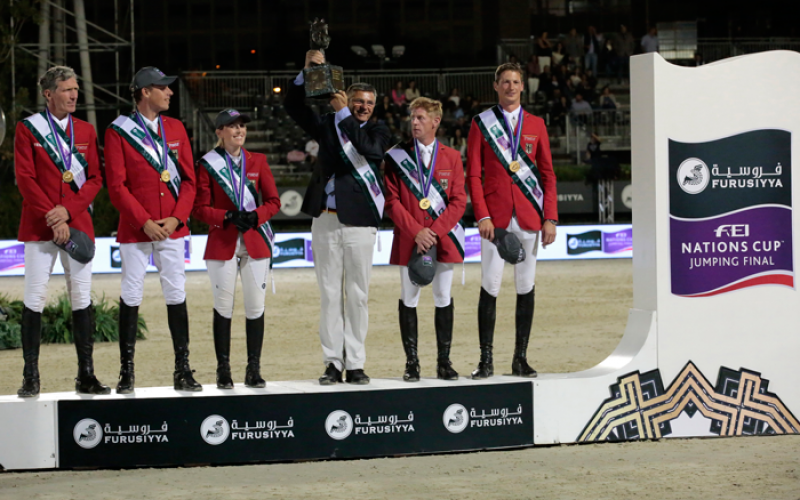 FEI Nations Cup™ Jumping 2017: Simply the Best…..