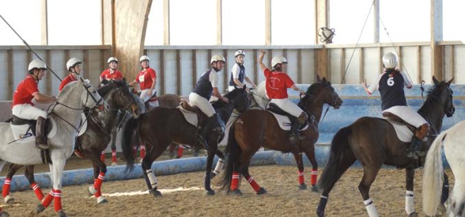 Horseball: Campeonato Nacional começa com a vitória da Quinta da Figueira