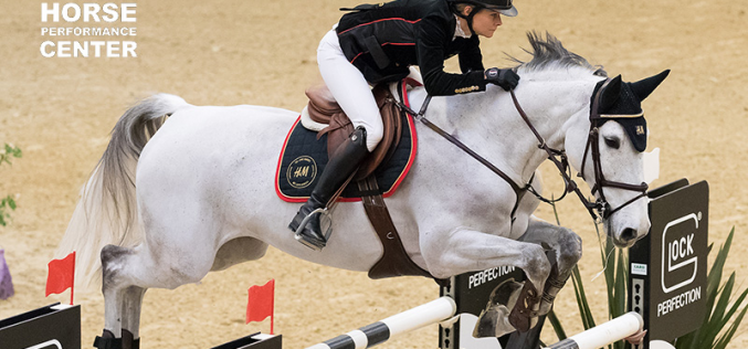 CSI3* Austria: Girl-power at Gaston Glock's Championat! Malin Baryard-Johnsson wins