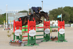 CSIYH1* Vilamoura: Arrancou a 5ª semana de provas de Cavalos Novos