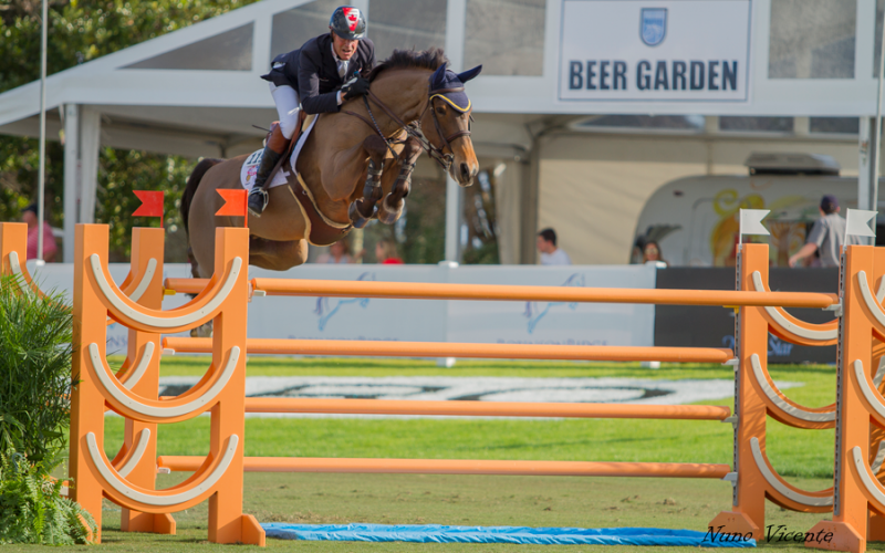 CSI3* Wellington: Veterano Ian Millar ganha qualificativa para o Grande Prémio Taça do Mundo (VÍDEO)