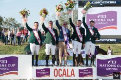 Ireland complete hat-trick of Ocala Nations Cup wins with gutsy Florida victory