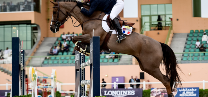 Fabulous French win FEI Nations Cup™ Jumping season-opener Al Ain