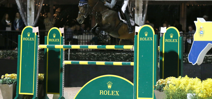 CSI 3* WEF: Pedro Muylaert and Prince Royal Z MFS Victorious in $130,000 Grand Prix (VIDEO)