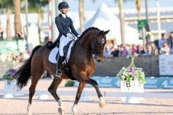 Laura Graves and Verdades Score 80% in FEI Grand Prix CDI 5*