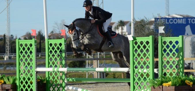 Winter Cup gets under way – Costa del Sol Equestrian Tour in Spain