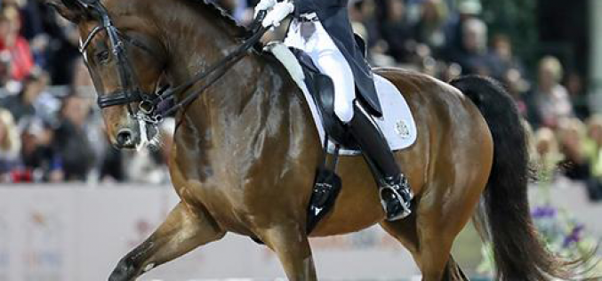 Laura Graves and Verdades Achieve First FEI Grand Prix Freestyle CDI 5* Victory