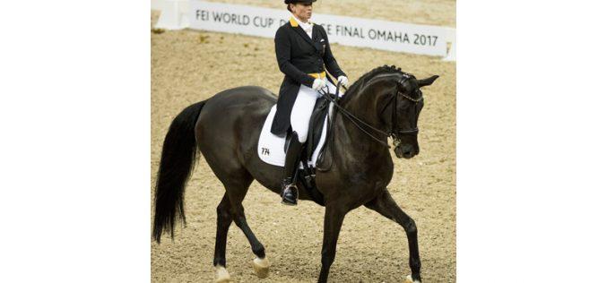 Omaha: Isabell Werth e Weihegold vencem o Grande Prémio da Final da Taça do Mundo (VÍDEO)