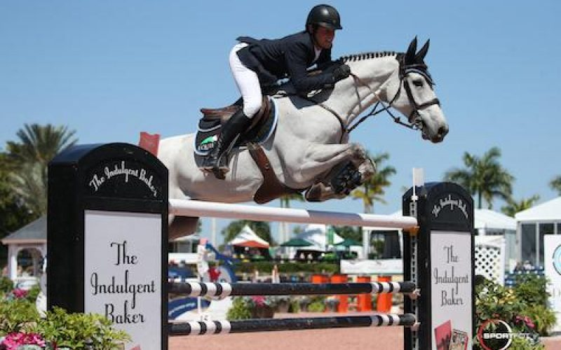 WEF: Irish Darragh Kenny Rides to Victory