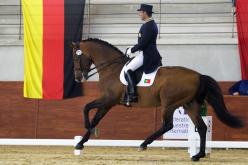 CDI3* Medina-Sidonia: Portugueses arrebatam o pódio em Espanha