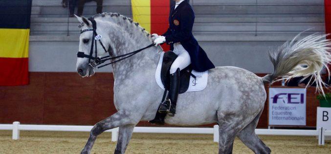 Maria Caetano Couceiro sobe ao 60º lugar do Ranking Mundial de Dressage
