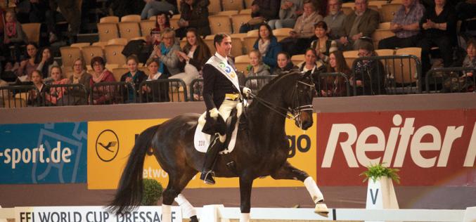 Nuno Palma e Santos eleito o melhor cavaleiro do estado federal Schleswig-Holstein – Alemanha