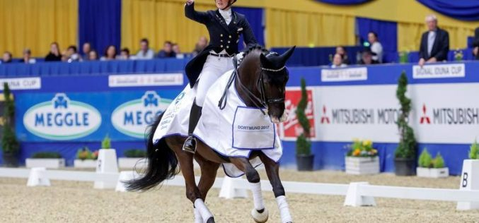 CDI5* Dortmund: Ireland's Judy Reynolds and Vancouver K score first five-star Grand Prix win