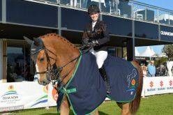 MET 3: Janne Friederike Meyer-Zimmermann saves the best for last in the CSI2* Grand Prix
