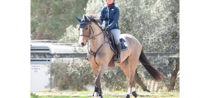 Circuito del Sol: Marina Frutuoso de Melo e Luca Rosado apurados para a Final de Cavalos Novos