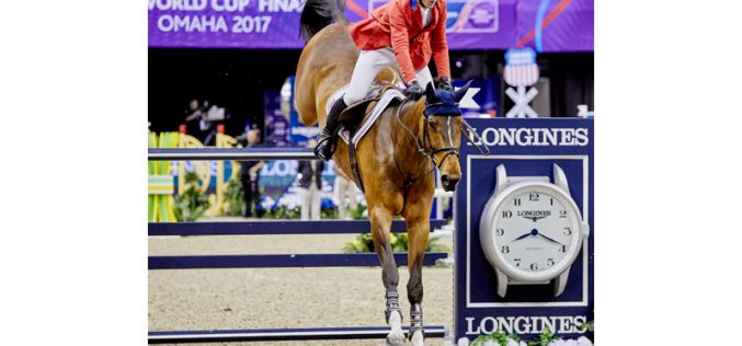 Omaha: Americano McLain Ward vence com HH Azur a primeira classificativa da final Taça do Mundo de Saltos (VÍDEO)