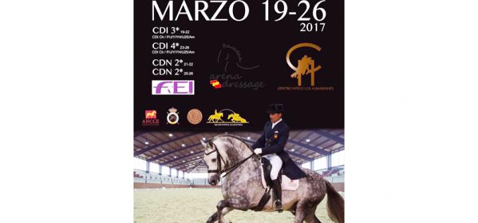 CDI3* Medina-Sidonia: 12 Cavaleiros portugueses inscritos