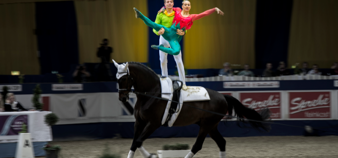Vaulting Final 2017: Italy and Germany take home male, female and pas-de-deux