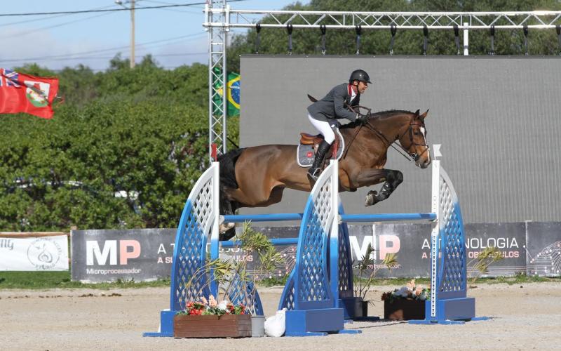 Philippe Rozier regressa ao Atlantic Tour para preparar os seus cavalos