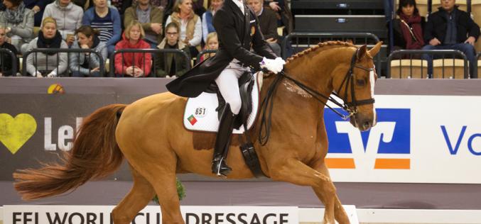 CDI5* Dortmund: Boaventura Freire em 11º lugar no Grande Prémio