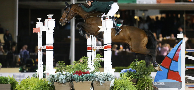 WEF: Ireland Wins FEI Nations' Cup for Second consecutive Year