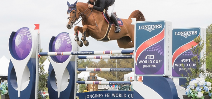 Todd Minikus and Babalou take top Honors at Longines final leg in Ocala