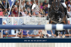 The Longines Athina Onassis Horse Show returns to Pampelonne Beach in June