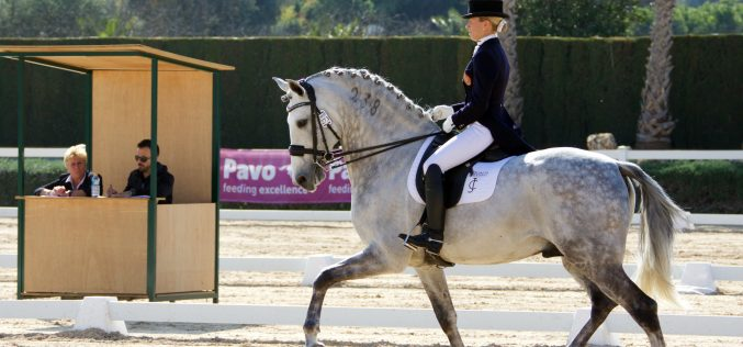 Update do Ranking Mundial de Dressage FEI – Maio 2017