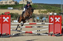 Fantastic Youngsters in Mijas –  Winter Cup Young Horse Final