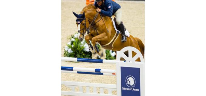 Long Awaited FEI World Cup™ Finals Omaha 2017 Celebrates First Day