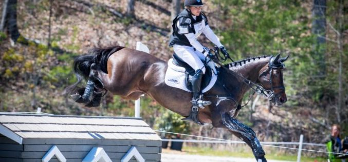 CIC3* Fork: Marilyn Little and RF Scandalous Lead from Start to Finish