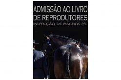 38 Cavalos Candidatos a Reprodutores da Raça Lusitana 2020 – Golegã