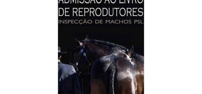 Concentração para Admissão de Machos ao Livro de Reprodutores – Coimbra