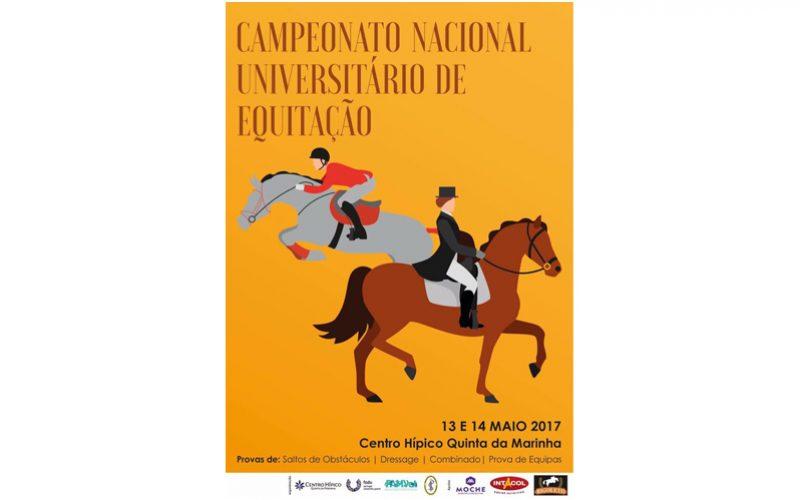 Vem aí o Campeonato Nacional Universitário de Equitação