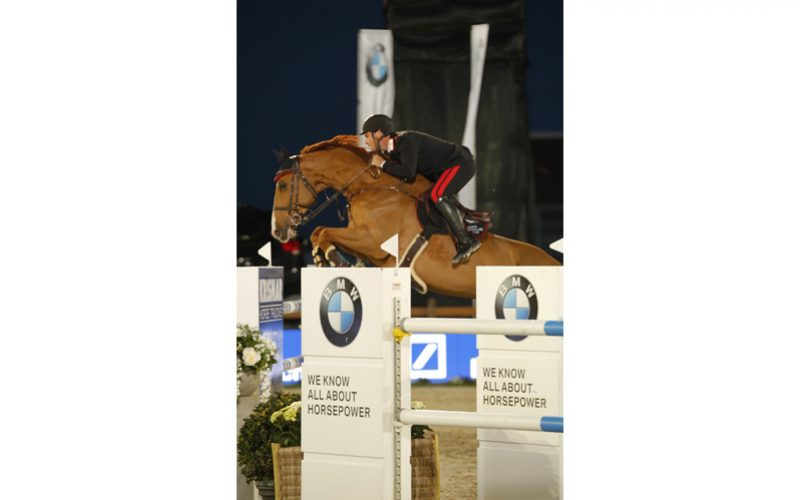 Jumping Antwerp: Italian Guadiano is best