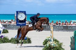 Italian star Lorenzo de Luca turns up the heat at LGCT Miami Beach