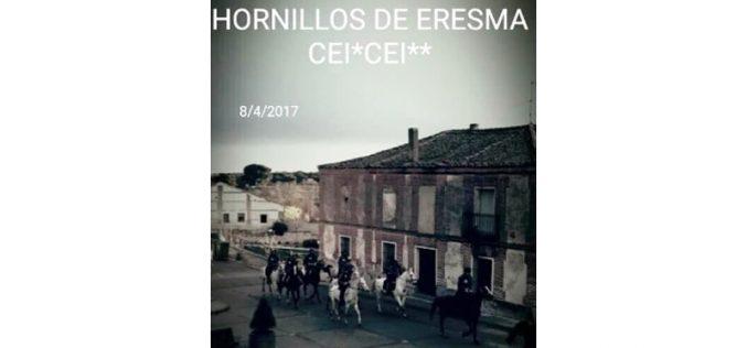 Raidistas portugueses nos CEI1* e CEI2* Hornillos de Eresmas (Espanha)