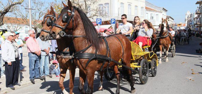 De 26 a 30 de Abril: XVII Romaria a Cavalo Moita – Viana do Alentejo (VÍDEO)