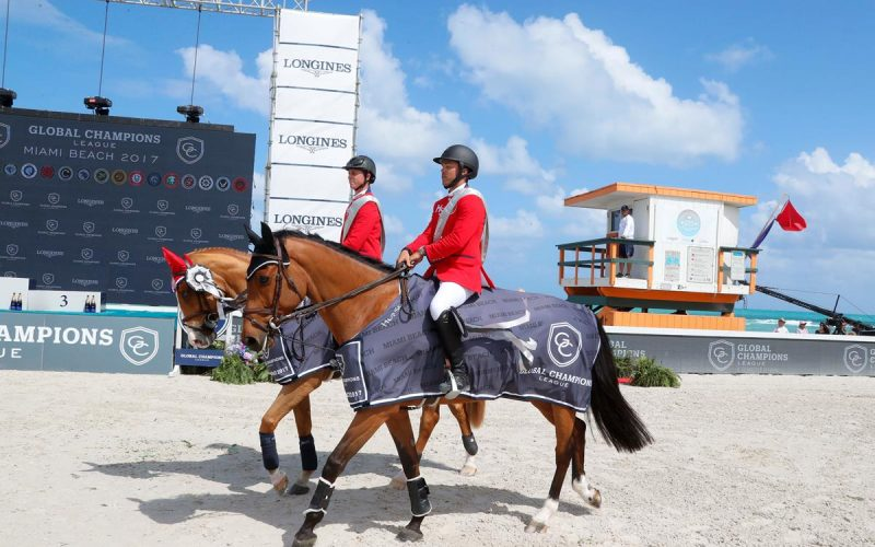 London Knights Victorious In High Drama GCL Miami Beach