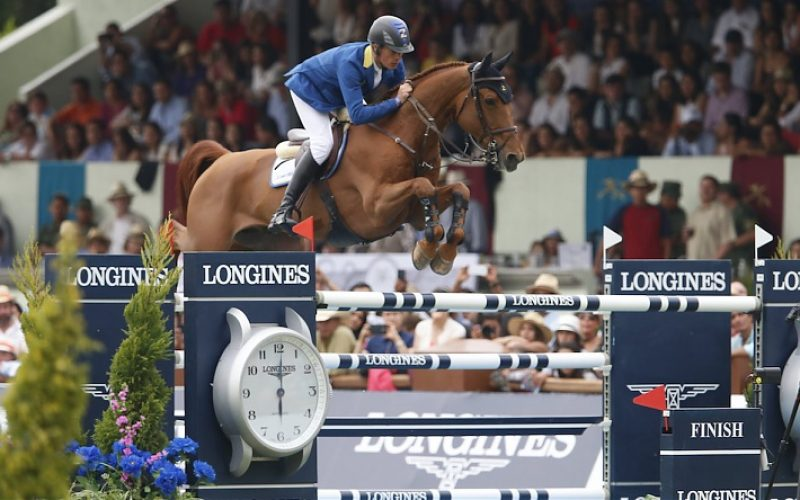 World's Best Gear Up for Thrilling 2017 Season Opener LGCT Mexico City