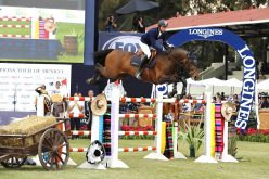 Martin Fuchs Phenomenal in Heart-Racing LGCT Grand Prix of Mexico City