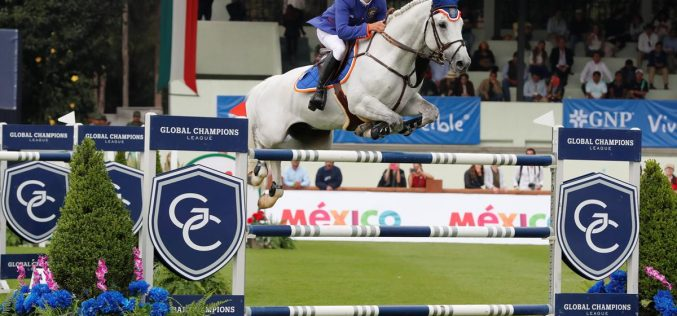 Valkenswaard United take thrilling pole position in opening round of GCL Mexico City