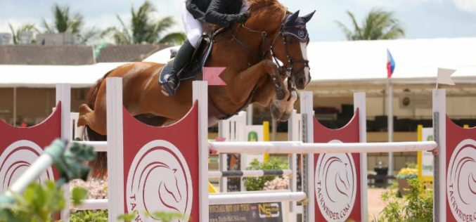 José Roberto Reynoso took top honors in the Nutrena® Grand Prix