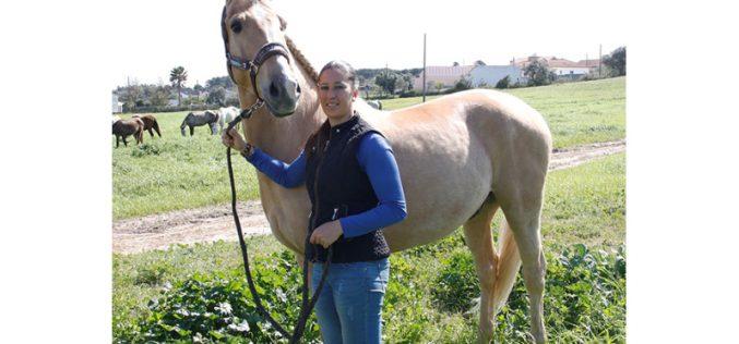 Ana Rita apresenta a sua quadra de cavalos para 2017