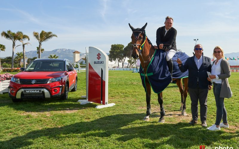 Robert Vos and Carat shine in the Grand Prix presented by Suzuki at Spring MET 4